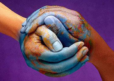 Handen-Wereldbol1