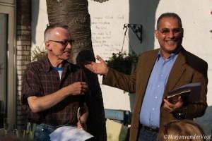 Gerrit Vennema & Mahmoud Jasem