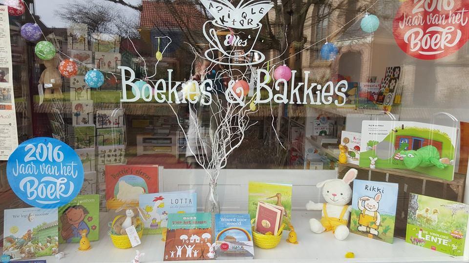 Boekies&Bakkies
