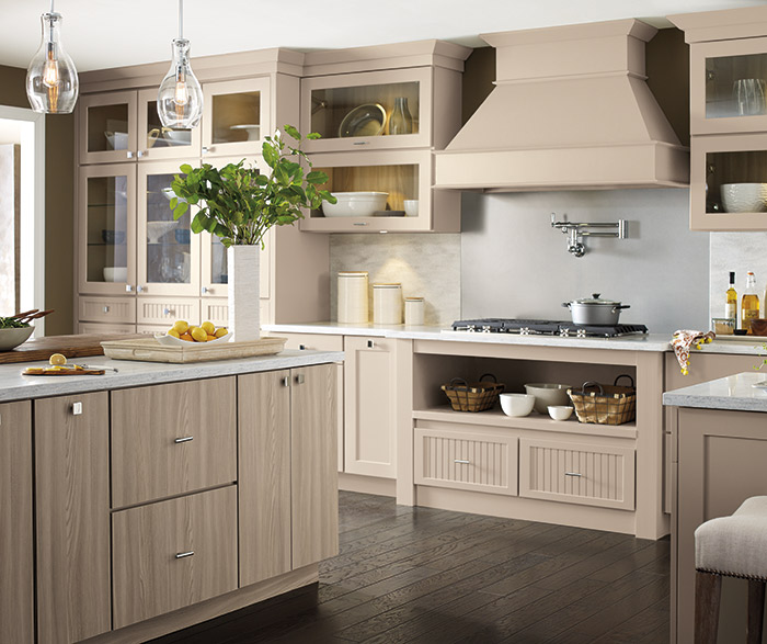 Lambswool Cabinet Paint On Maple Schrock Cabinetry