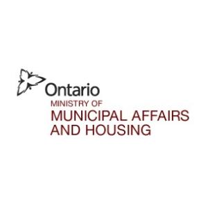 ontario municipal affairs and housing logo