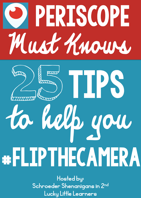 25 Periscope MUST KNOWS! – #flipthecamera Ashley and Angie Style