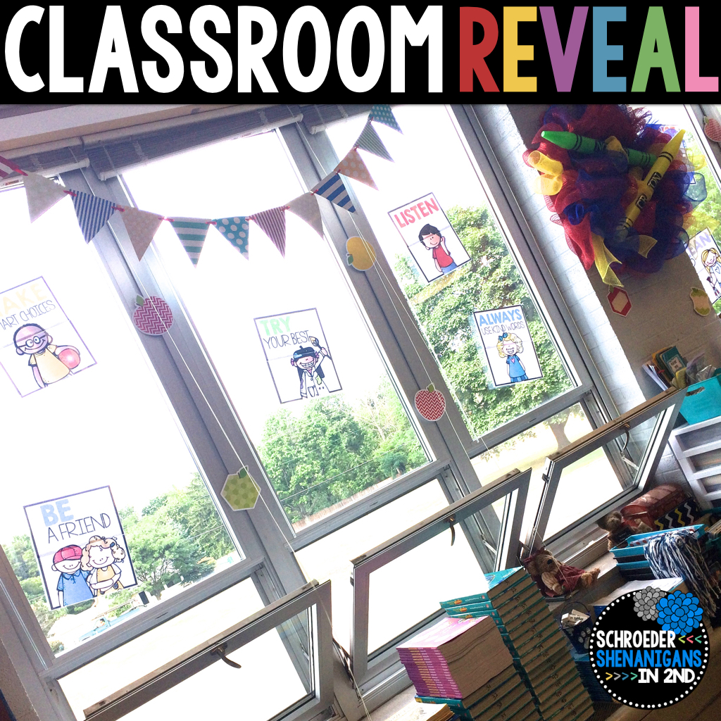Seriously LOVE The Natural Lighting In My Classroom And I ADORE These Rule Posters By Kaitlynn Albani