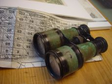 Binoculars to see the fabulous Compton & Dry 1875 map of St Louis