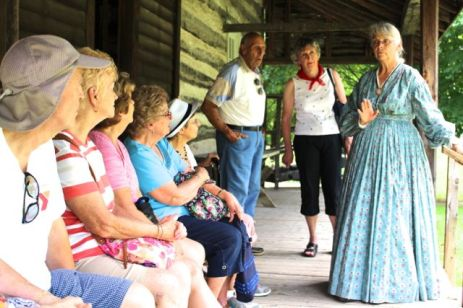 SCHS Meet-at-the-Site Tour to Faust Park Historic Village
