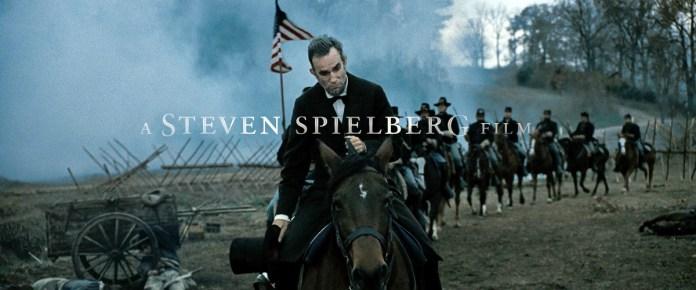 """Spielberg film, """"Lincoln."""""""