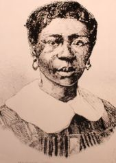 Harriet Scott Photo from Missouri History Museum exhibit, #1 in Civil Rights