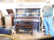 Scott Joplin House player piano demonstration