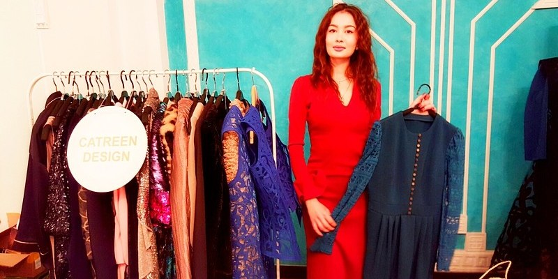 Молодые дизайнеры из Щучинска производят эксклюзивную одежду