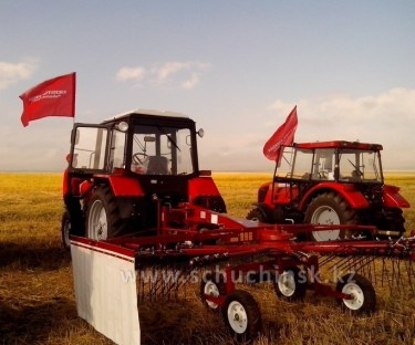 День поля Казахстан 2016 Ростсельмаш
