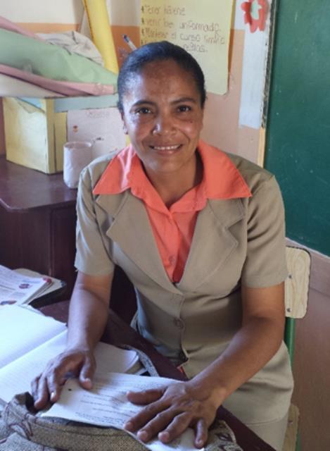Silvia Castillo Feymin