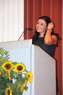 Elternbeiratsvorsitzende C. Keilbach
