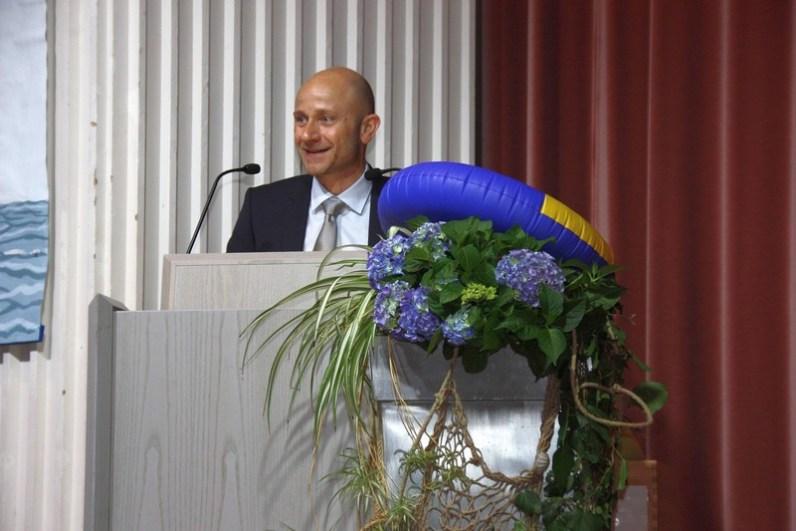 Rektor Scheufler