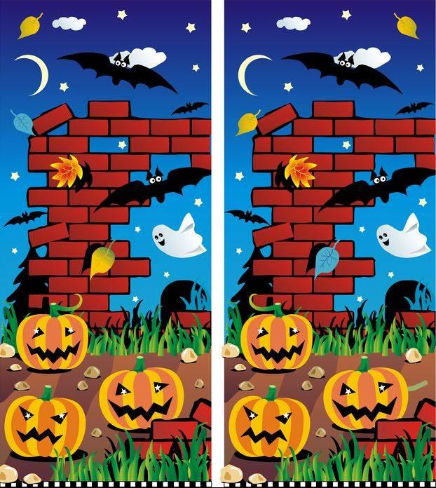 Ausmalbild Suchbilder Fr Kinder Halloween Kostenlos