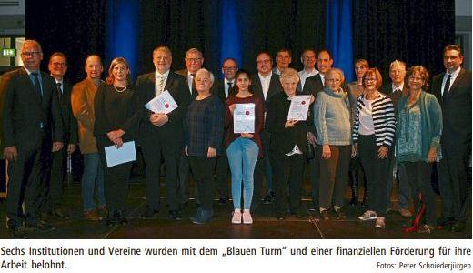 """Trägerverein erhält Auszeichnungen """"Stillen Helden"""""""