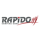portfolio à Caen et Vire, création du logotype Rapido Camping-Cars