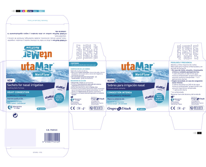 agence de communication à rennes, photo packaging kit Utamar