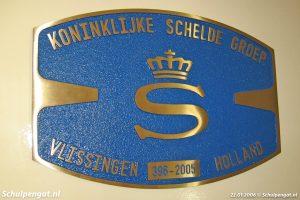 Werfbord Koninklijke Schelde Groep