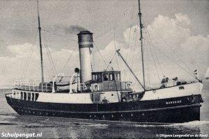 Marsdiep (1926) – Stoomboot TESO