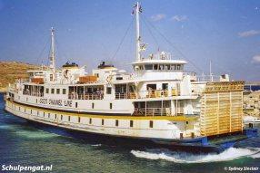 Nadat eerder een aantal Zeeuwse PSD-veerboten naar Malta vertrokken, werden in 1992 de twee TESO-enkeldekkers verkocht naar het eiland.