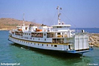 De Texelstroom ging op Malta door het leven als Cittadella. Van 1995 tot 2001 was de veerboot in de vaart, in 2002 volgde de sloop op een Turks sloopstrand.
