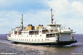 De Texelstroom krijgt bij scheepswerf P. Smit Jr. in Rotterdam bouwnummer 658. Met de bouw van de Texelstroom was 6,4 miljoen gulden gemoeid.