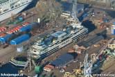 Op 5 november 2018 arriveerde de Dokter Wagemaker in Amsterdam, volgens planning is de veerboot op 30 november weer inzetbaar.