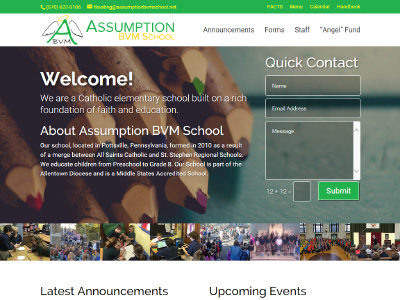 Assumption BVM School