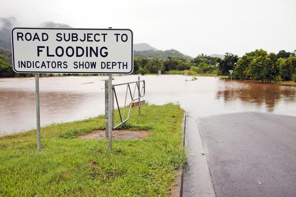 Flash Flood Safety Colleyville TX