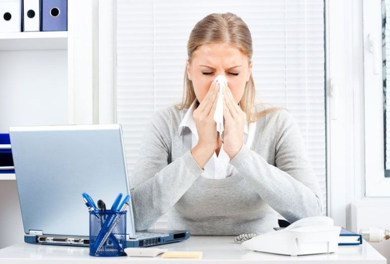 How to Battle the Flu in Your Workplace