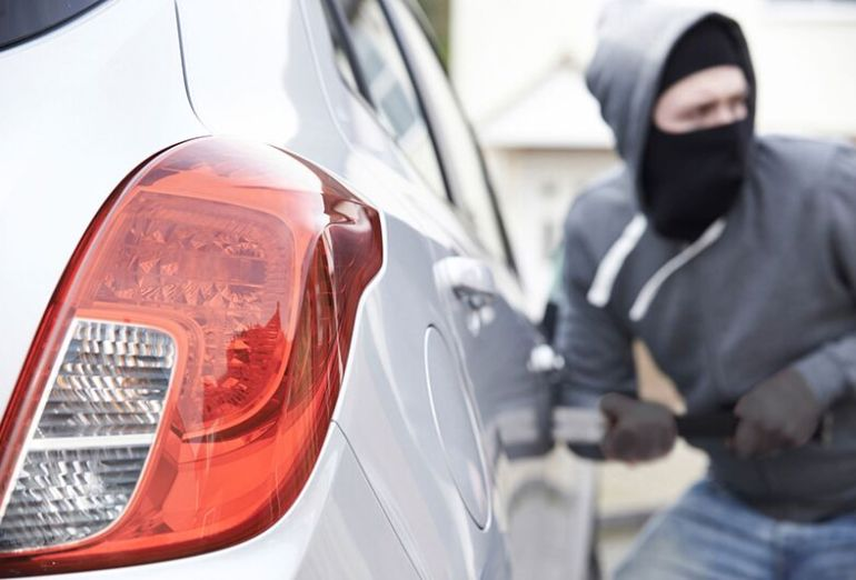 The Top 10 Most Stolen Vehicles in America