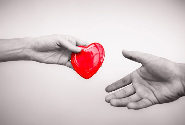 Ways to Give Back to Your Community This Valentine's Day