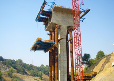 Folsom Dam Bypass Bridge Construction Complete Near Sacramento