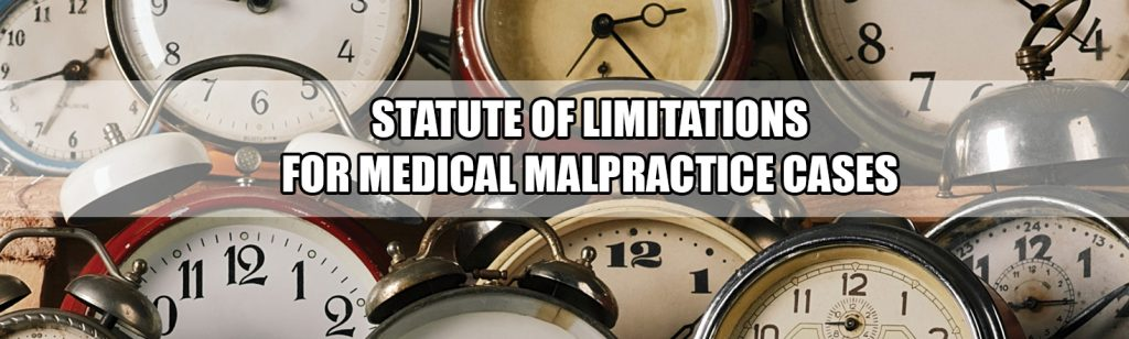 Statute Of Limitations For Medical Malpractice Cases Schwartz Schwartz Attorneys At Law P A