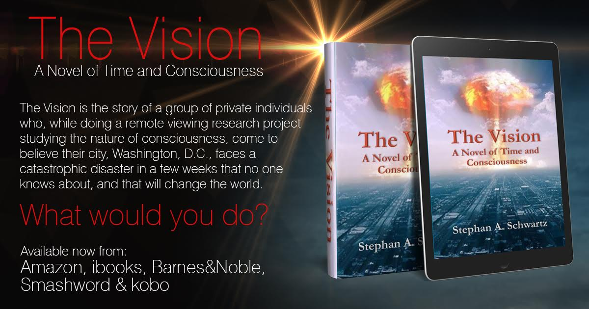 The Vision by Stephan Schwartz