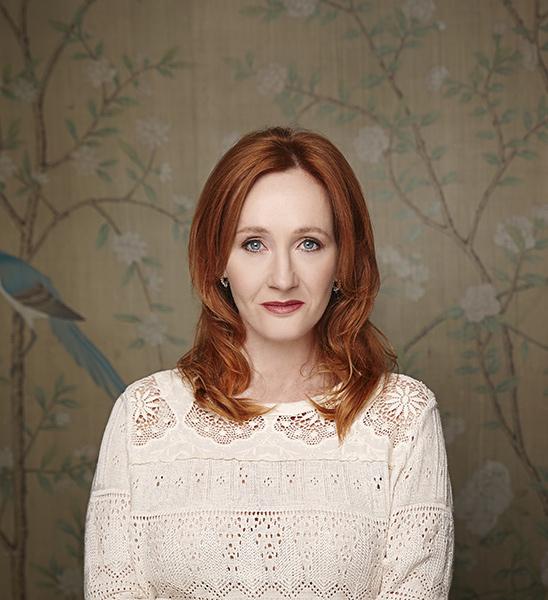 Joanne K. Rowling | © Debra Hurford Brown