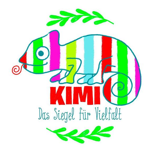 Logo des KIMI-Siegels