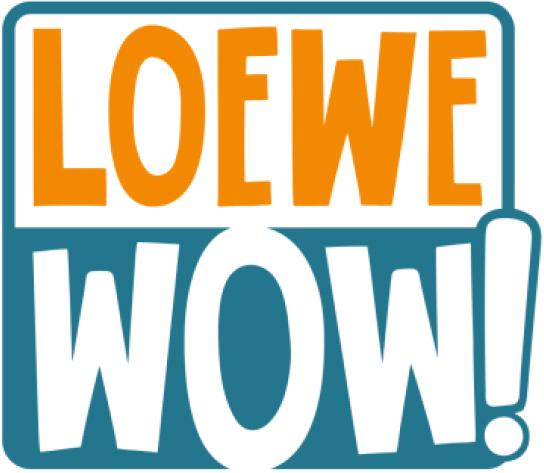 Logo Loewe Wow!