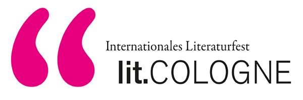 Logo lit.Cologne Internationales Literaturfest