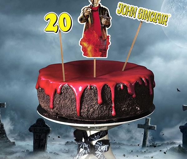 Banner 20 Jahre John-Sinclair-Hörspiele | © Bastei Lübbe