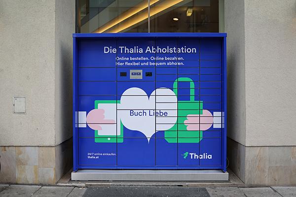 Thalia Abholstation | © Thalia