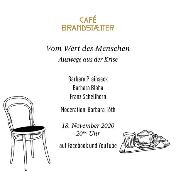 Café Brandstaetter 18. November 2020 | © Brandstätter