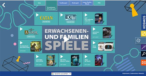 Screenshot Kosmos