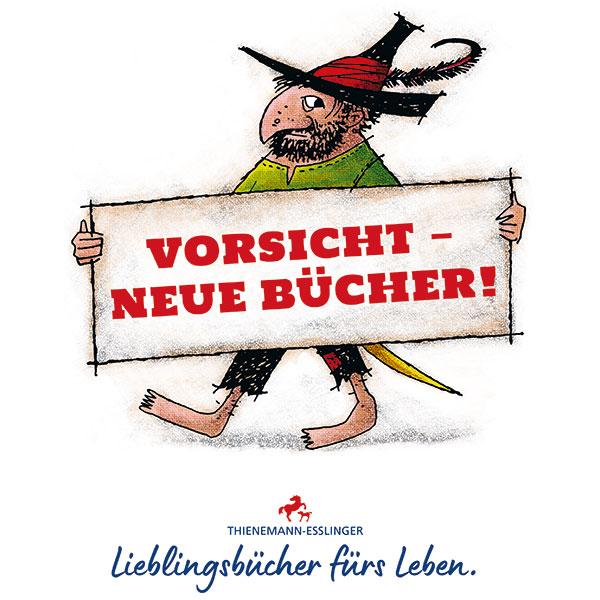 Räuber Hotzenplotz | © Thienemann-Esslinger Verlag nach F. J. Tripp