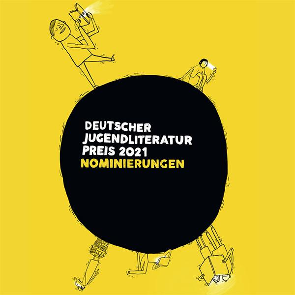 Deutscher Jugendliteraturpreis 2021 | © David Böhm / AKJ