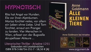 """Zum Buch """"Alle kleinen Tiere"""""""