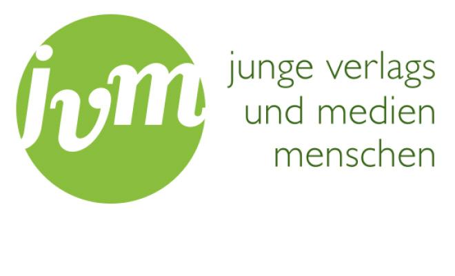 Logo Junge Verlags- und Medienmenschen (JVM)