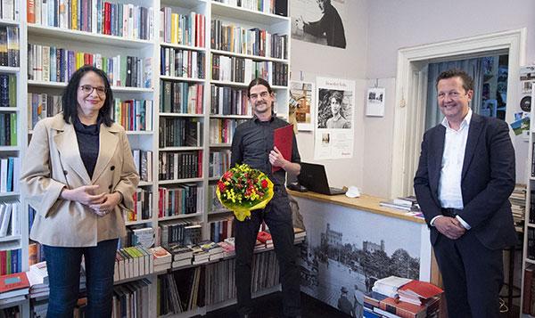Buchhandlung Erlkönig | © HBF/Heinschink
