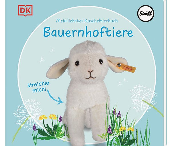 DK Verlag Dorling Kindersley und Steiff starten langfristige Kooperation