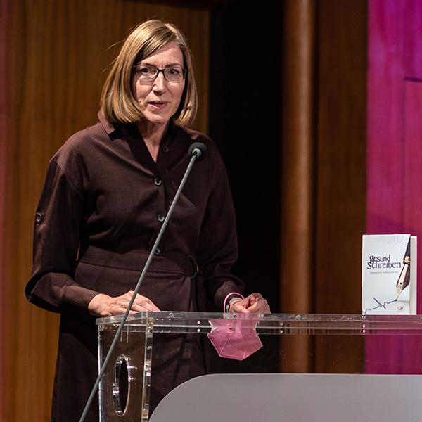 Elvira Steppacher | © Ärztekammer für Wien / Stefan Seelig